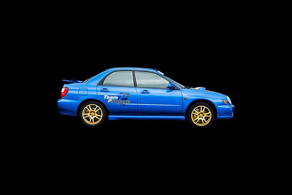 Subaru imprez STI