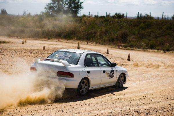 Subaru Impreza STI coté