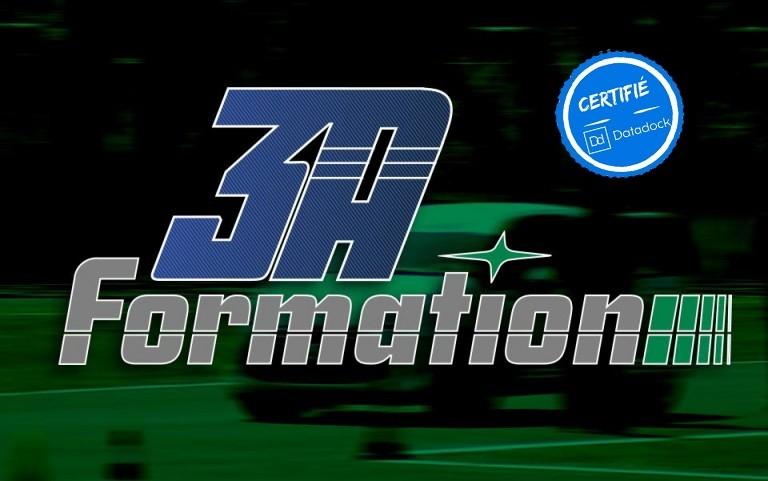 Logo 3A Formation