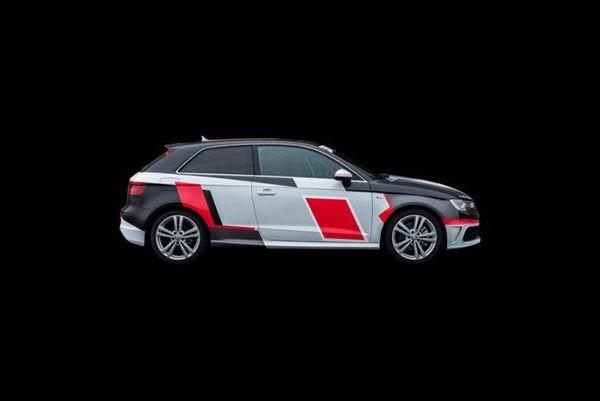 Stage de pilotage en Audi A3 Cup